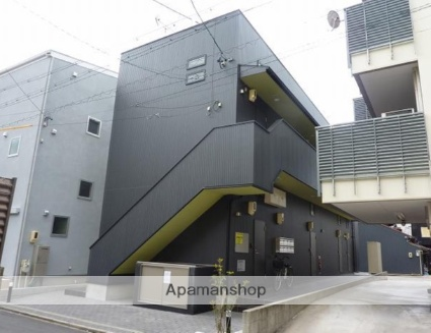 愛知県名古屋市中村区、米野駅徒歩10分の築3年 2階建の賃貸アパート