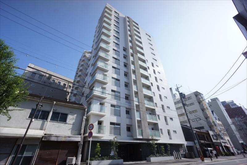 愛知県名古屋市中区、近鉄名古屋駅徒歩8分の築10年 15階建の賃貸マンション