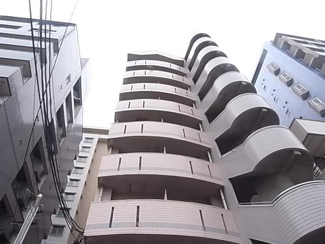 愛知県名古屋市中区、上前津駅徒歩11分の築29年 9階建の賃貸マンション
