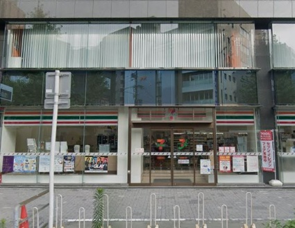 愛知県名古屋市西区名駅2丁目[1K/24.45m2]の周辺6