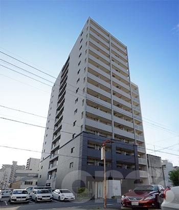 愛知県名古屋市西区名駅2丁目[1K/24.45m2]の外観2