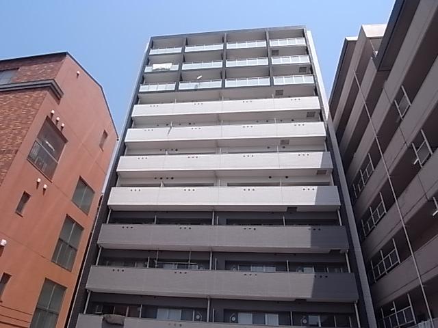 愛知県名古屋市東区、東大手駅徒歩10分の築9年 11階建の賃貸マンション