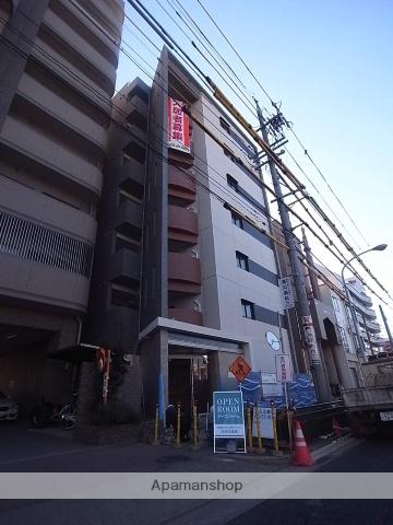 愛知県名古屋市中村区、栄生駅徒歩10分の築3年 7階建の賃貸マンション