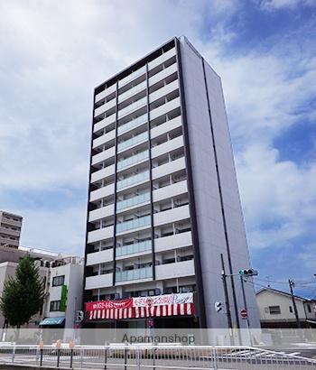 愛知県名古屋市千種区、千種駅徒歩10分の築1年 13階建の賃貸マンション