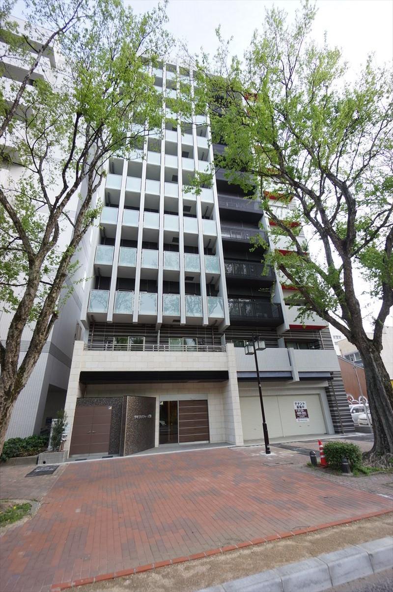 愛知県名古屋市中区、矢場町駅徒歩9分の新築 11階建の賃貸マンション