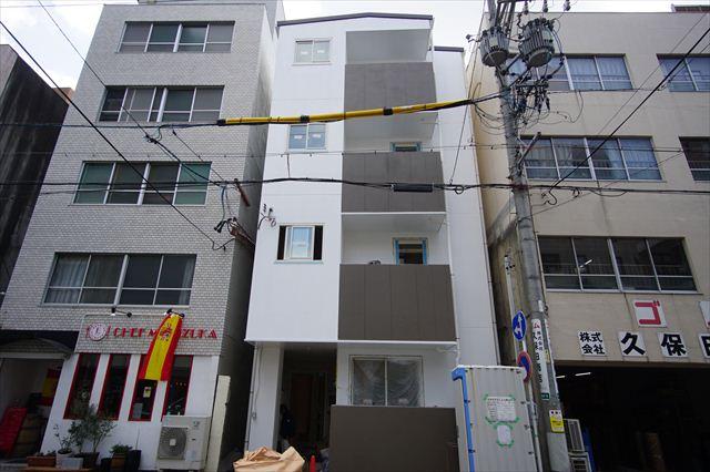 愛知県名古屋市中区、鶴舞駅徒歩9分の新築 4階建の賃貸マンション