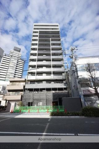 愛知県名古屋市中区、新栄町駅徒歩6分の新築 14階建の賃貸マンション