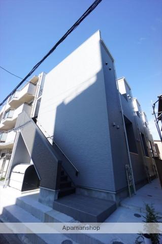 愛知県名古屋市中川区、八田駅徒歩9分の新築 2階建の賃貸アパート