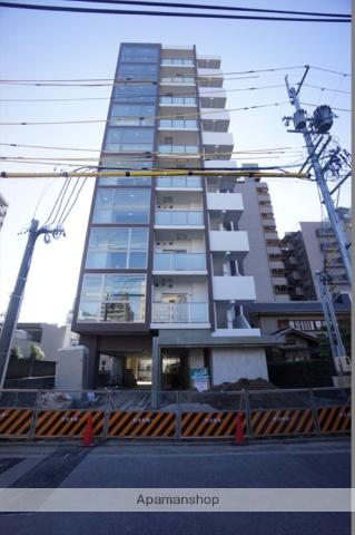 愛知県名古屋市東区、新栄町駅徒歩11分の新築 10階建の賃貸マンション