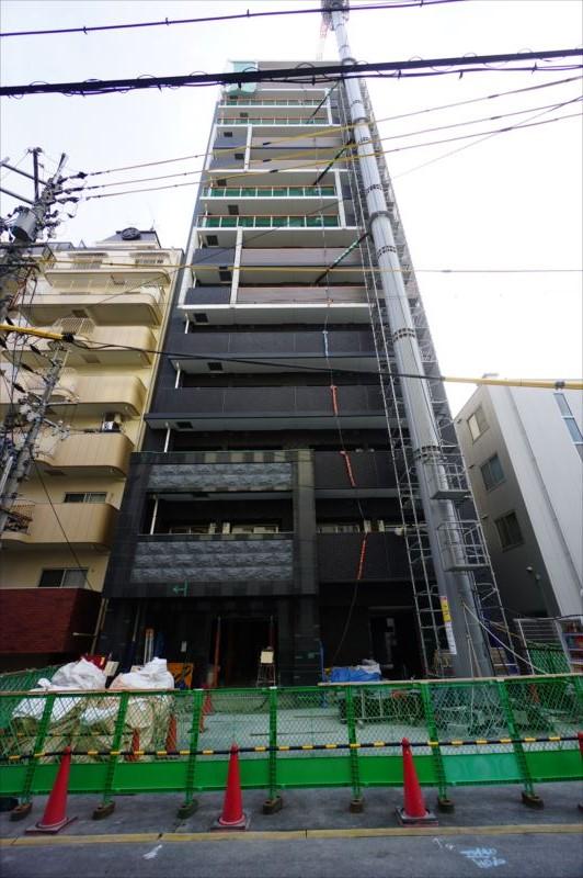 愛知県名古屋市中区、金山駅徒歩6分の新築 15階建の賃貸マンション