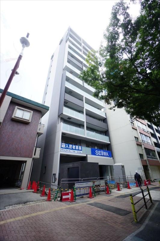 愛知県名古屋市中区、鶴舞駅徒歩7分の新築 13階建の賃貸マンション