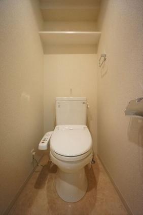 愛知県名古屋市西区名駅2丁目[1K/24.45m2]のトイレ