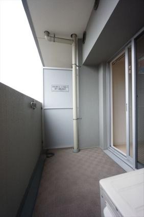 愛知県名古屋市西区名駅2丁目[1K/24.45m2]のバルコニー