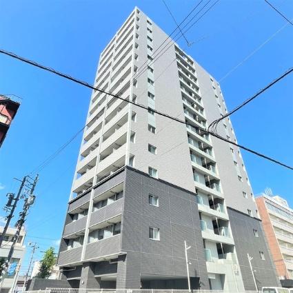 愛知県名古屋市西区名駅2丁目[1K/24.45m2]の周辺9