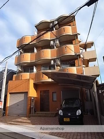 愛知県名古屋市中村区の築35年 4階建の賃貸マンション