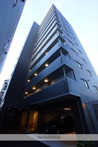 愛知県名古屋市中区、東別院駅徒歩15分の築4年 13階建の賃貸マンション