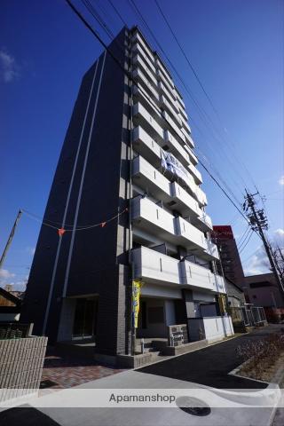 愛知県名古屋市中川区、山王駅徒歩7分の築4年 11階建の賃貸マンション