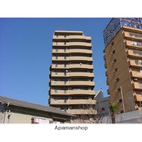 愛知県名古屋市中川区、尾頭橋駅徒歩1分の築23年 14階建の賃貸マンション