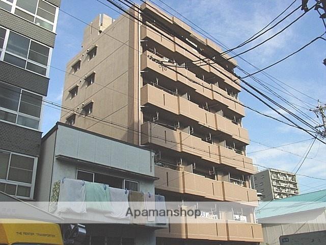 愛知県名古屋市中区、尾頭橋駅徒歩16分の築25年 7階建の賃貸マンション