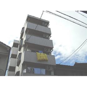 愛知県名古屋市中区、尾頭橋駅徒歩12分の築26年 5階建の賃貸マンション