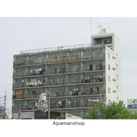 愛知県名古屋市中区、鶴舞駅徒歩10分の築36年 9階建の賃貸マンション