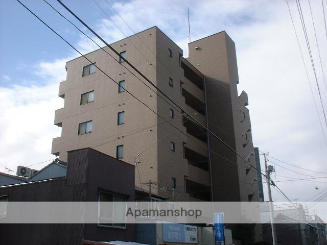 愛知県名古屋市中区、伏見駅徒歩14分の築18年 7階建の賃貸マンション
