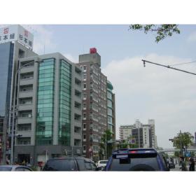 愛知県名古屋市中区、金山駅徒歩4分の築42年 10階建の賃貸マンション