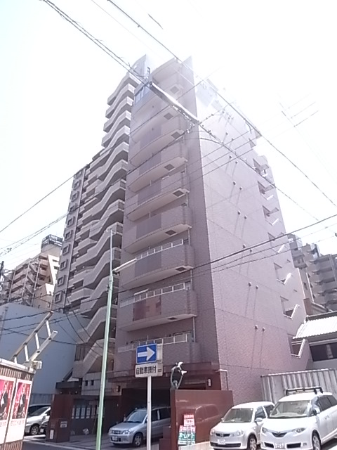 愛知県名古屋市中区、金山駅徒歩9分の築9年 10階建の賃貸マンション