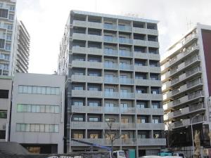 愛知県名古屋市東区、新栄町駅徒歩2分の築11年 10階建の賃貸マンション