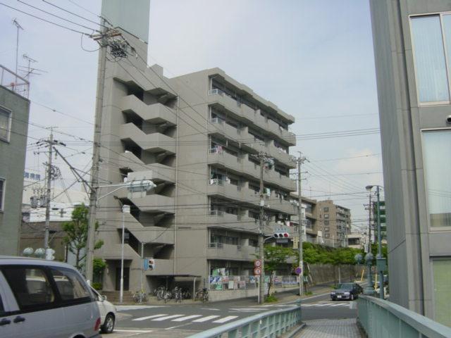 愛知県名古屋市中区、尾頭橋駅徒歩19分の築29年 7階建の賃貸マンション