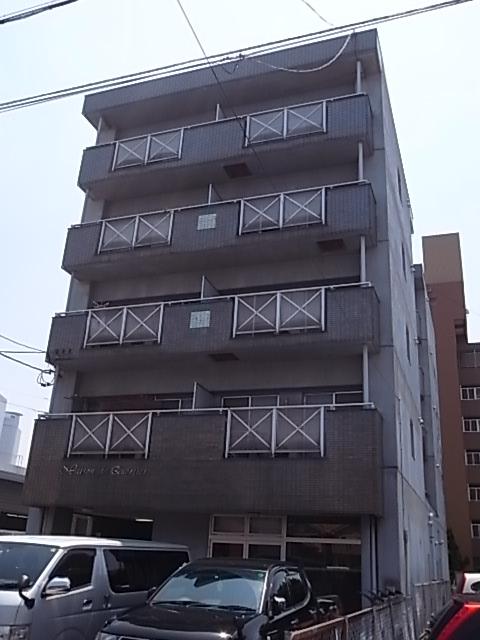 愛知県名古屋市中村区、本陣駅徒歩10分の築26年 5階建の賃貸マンション