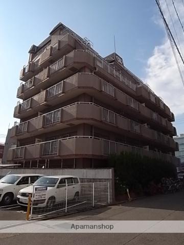 愛知県名古屋市中村区、中村区役所駅徒歩5分の築30年 7階建の賃貸マンション