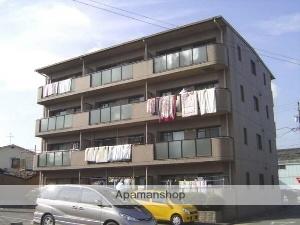 愛知県名古屋市中川区、荒子駅徒歩8分の築21年 4階建の賃貸マンション