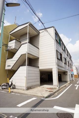 愛知県名古屋市中村区、黄金駅徒歩9分の築17年 3階建の賃貸マンション