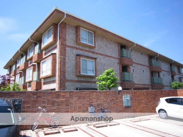 愛知県瀬戸市、水野駅徒歩29分の築20年 3階建の賃貸マンション
