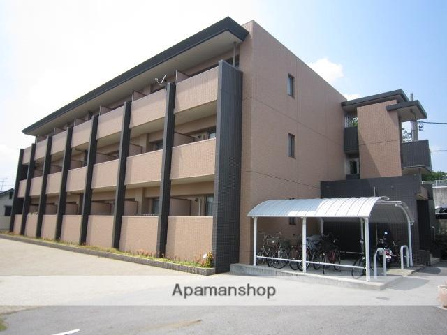 愛知県瀬戸市、新瀬戸駅徒歩25分の築9年 3階建の賃貸マンション