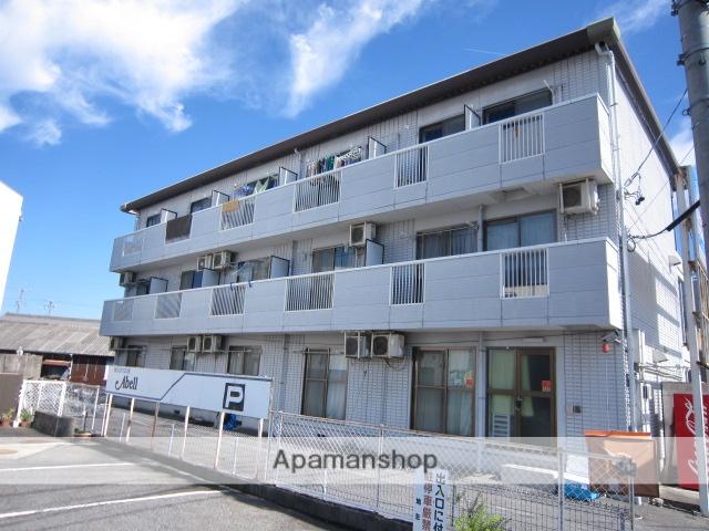 愛知県瀬戸市、三郷駅徒歩19分の築19年 3階建の賃貸アパート