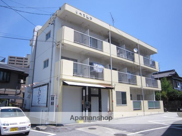 愛知県瀬戸市、新瀬戸駅徒歩9分の築29年 3階建の賃貸マンション