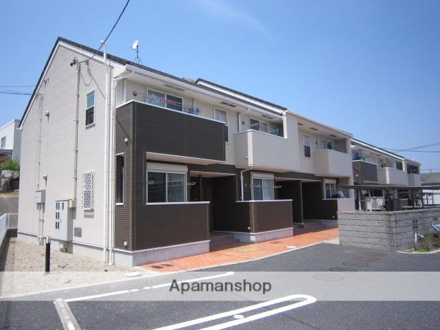 愛知県瀬戸市、瀬戸口駅徒歩31分の築10年 2階建の賃貸アパート