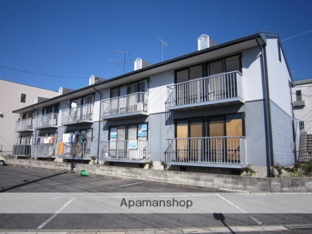 愛知県瀬戸市、山口駅徒歩28分の築30年 2階建の賃貸アパート