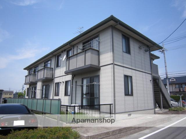 愛知県瀬戸市、山口駅徒歩4分の築13年 2階建の賃貸アパート