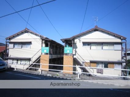 愛知県瀬戸市、新瀬戸駅徒歩15分の築51年 2階建の賃貸アパート