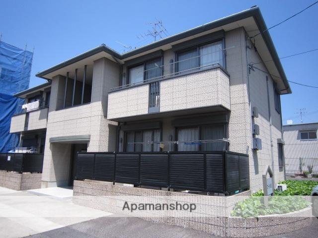 愛知県瀬戸市、水野駅徒歩4分の築16年 2階建の賃貸アパート