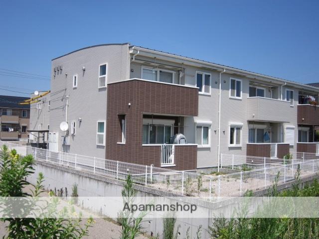 愛知県瀬戸市、水野駅徒歩28分の築9年 2階建の賃貸アパート