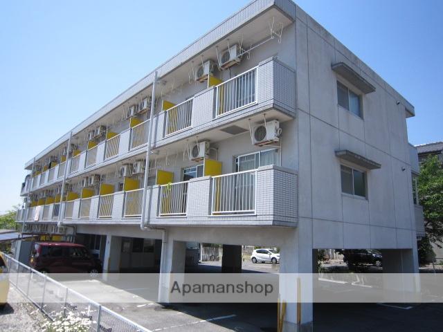 愛知県瀬戸市、山口駅徒歩11分の築20年 3階建の賃貸マンション