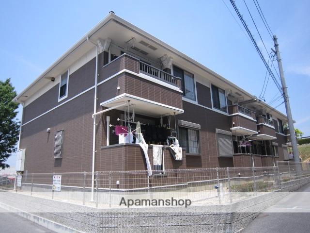愛知県瀬戸市、水野駅徒歩17分の築9年 2階建の賃貸アパート