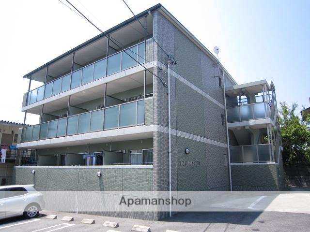 愛知県瀬戸市、山口駅徒歩20分の築13年 3階建の賃貸マンション
