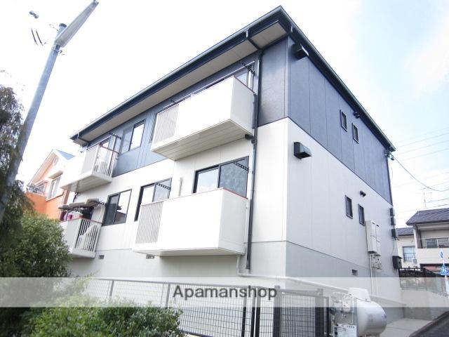 愛知県瀬戸市、尾張瀬戸駅徒歩30分の築17年 2階建の賃貸アパート
