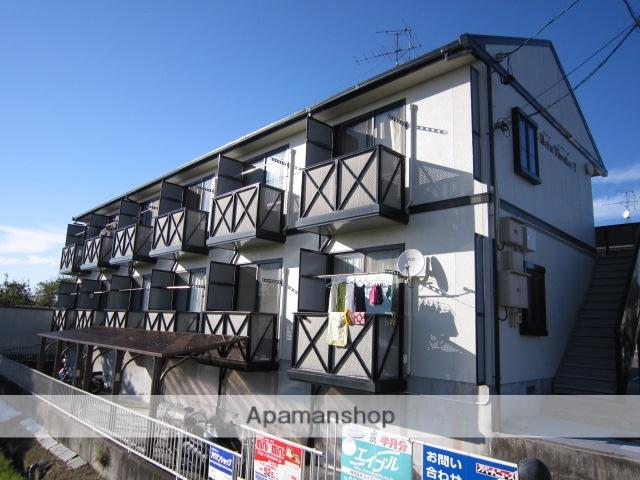 愛知県瀬戸市、山口駅徒歩6分の築21年 2階建の賃貸アパート