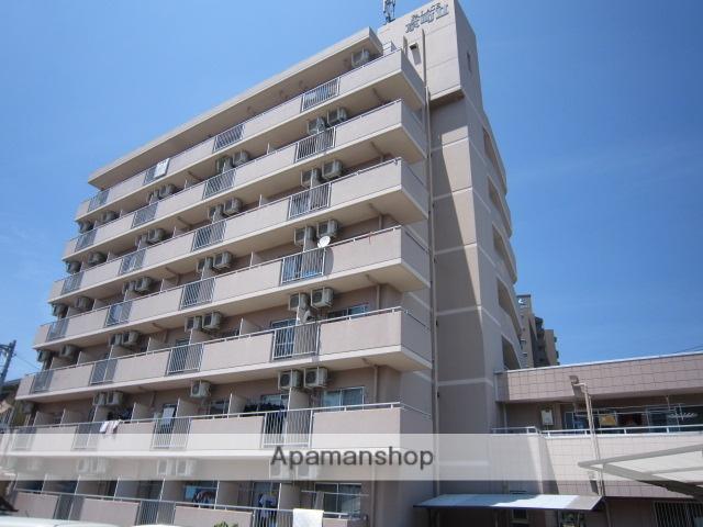 愛知県瀬戸市、瀬戸市役所前駅徒歩3分の築25年 7階建の賃貸マンション